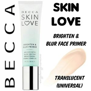 Becca Skin Love Brighten & Blur Face Primer